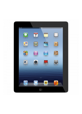 Apple iPad 4 WiFi Black