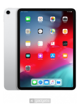 Apple iPad Pro (2018) 11.0 WiFi Silver
