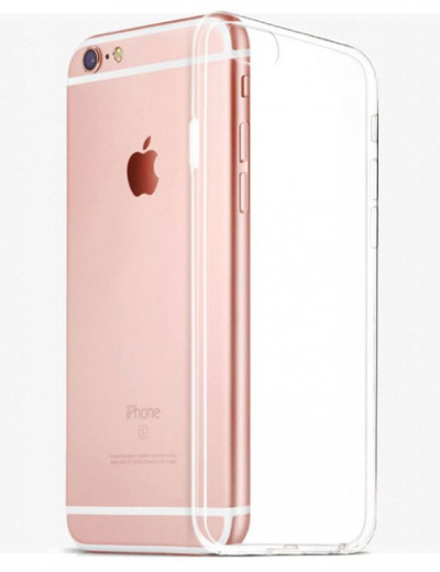 iPhone 6 PLUS & iPhone 6S PLUS Clear Gel Case