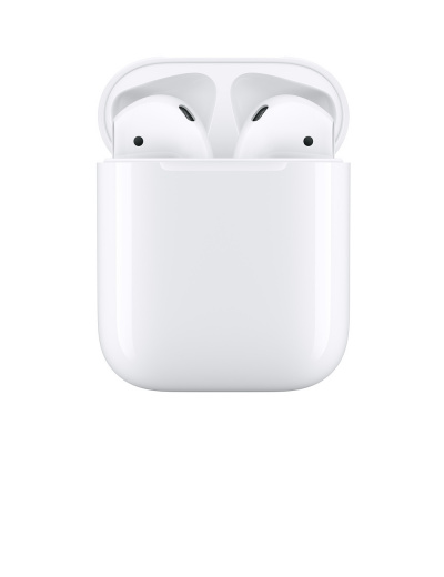 Apple AirPods 2 with Charging Case White