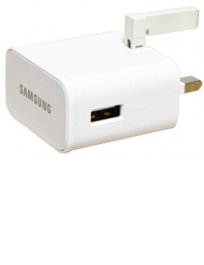 Samsung Mains Charger- White