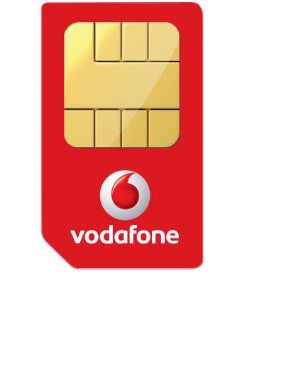 Vodafone Pay as you go Sim Card