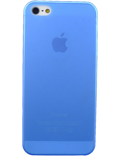 iPhone 5/5s Blue Case