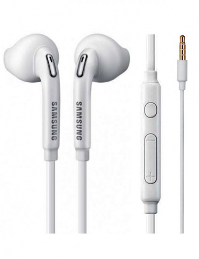 Samsung Earphones - White