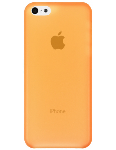 iPhone 5/5s Orange case