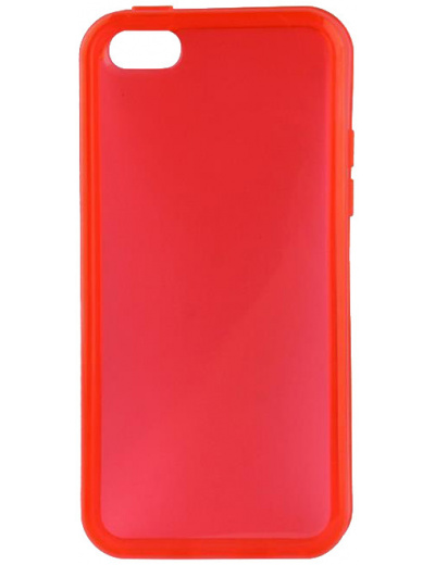 iPhone 5/5s Red Case