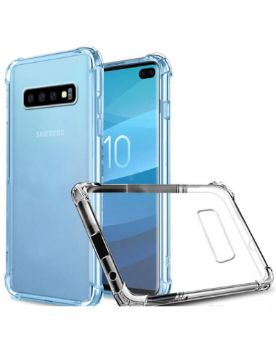 Samsung Galaxy S10 5G Clear Gel Case