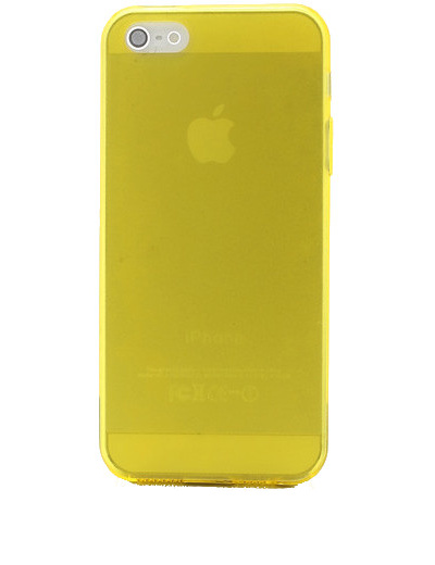 iPhone 5/5s Yellow Case