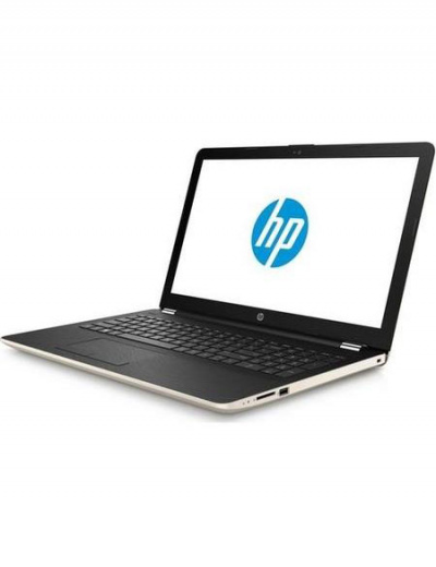 HP Notebook 15-Bs558na Gold