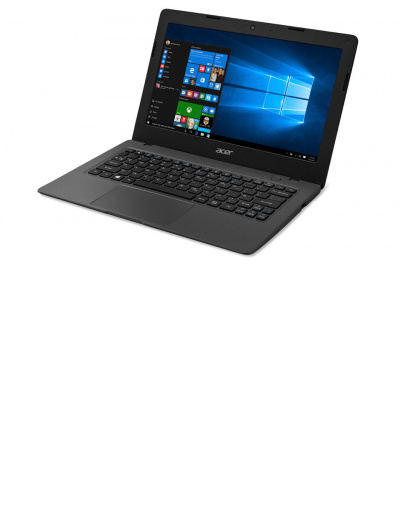 Acer Aspire One CloudBook 14 AO1-431 Black