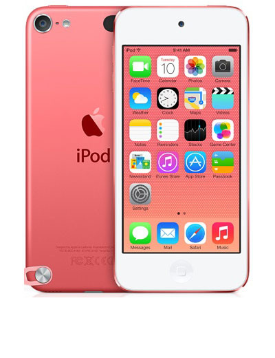 Apple iPod Touch (5th Gen) Pink