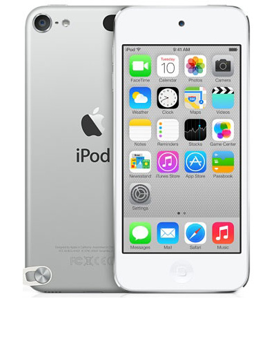 Apple iPod Touch (6th Gen) Silver