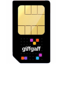 Giff Gaff Pay As You Go Sim Card