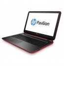 HP Pavilion Notebook 15-p077sa Red