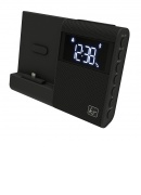 KitSound XDOCK 4+ Bluetooth Speaker Dock Black