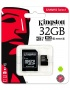 Kingston 32GB Class 10 Micro SD Memory Card