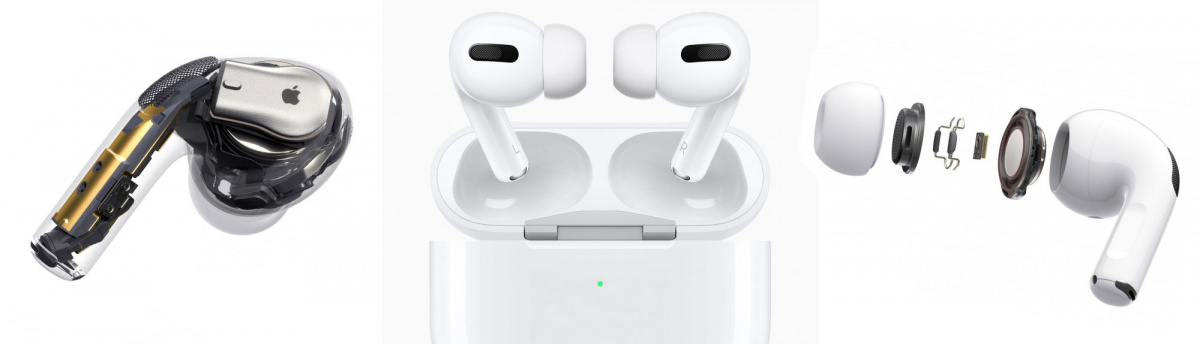 Apple AirPods Pro - A look at the new technology