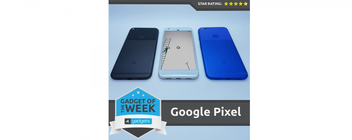 Our Gadget of the week - The Google Pixel XL!