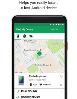 If you are a techie or have used an Apple iPhone in the past, you will have likely heard of Apple's 'Find My iPhone' function. Google Find My Device is essentially the Android version of this.