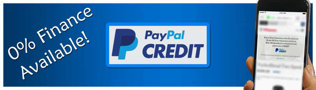 Buy Second Hand Phones with Paypal Credit - Spread the cost!