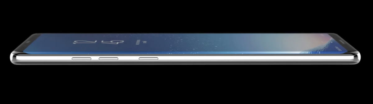 After A Rocky Few Years For Samsungs Note Range The Newest Iteration Arrives 8 Sporting Same Infinity Display As S8 And